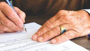 Thai Divorce Agreement